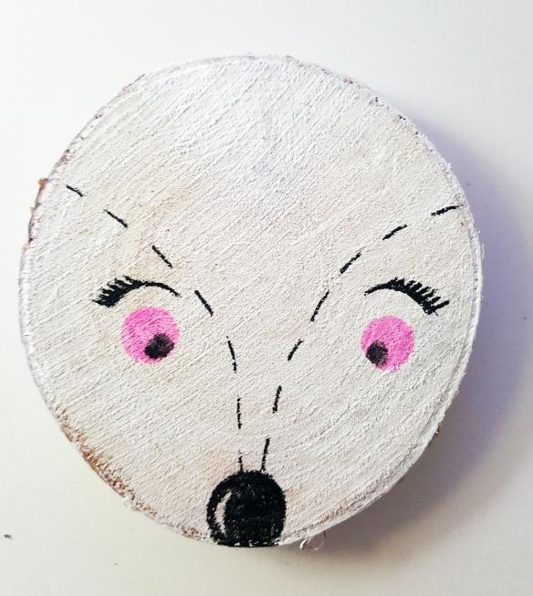 diy-peindre-animal-renard-fouine-sur rondelle-bouleau-activite-enfant (10)