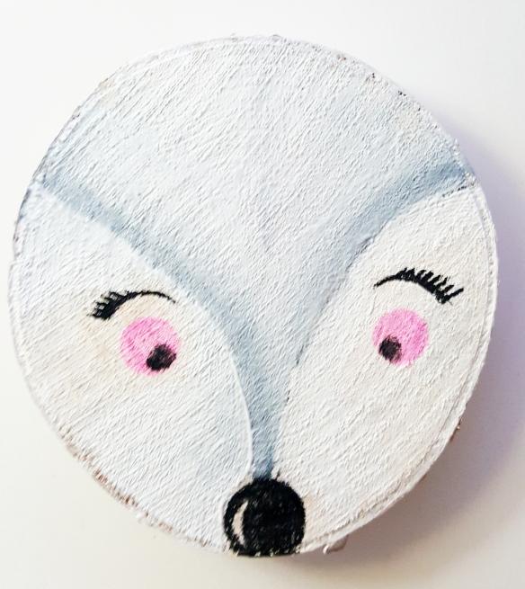 diy-peindre-animal-renard-fouine-sur rondelle-bouleau-activite-enfant (11)